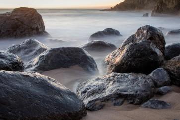 Adraga Rocks