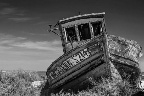 Boat at Sesimbra